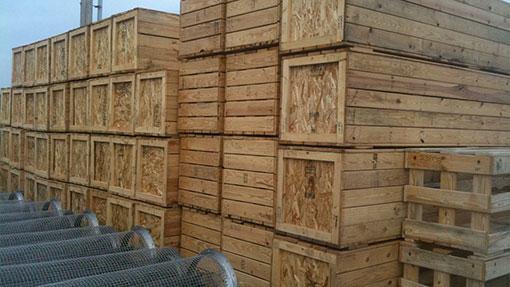 Custom Crate Division