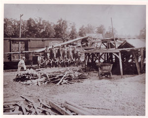 Boone Valley Sawmill - Lumber Suppliers