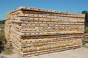 Crane Mat Supplier - Timber Mats