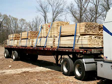 Dunnage Lumber