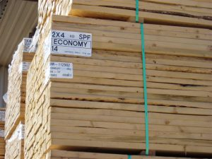 Boone Valley Dunnage Pine Lumber