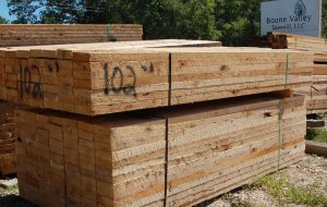 Boone Valley Mill Oak Lumber