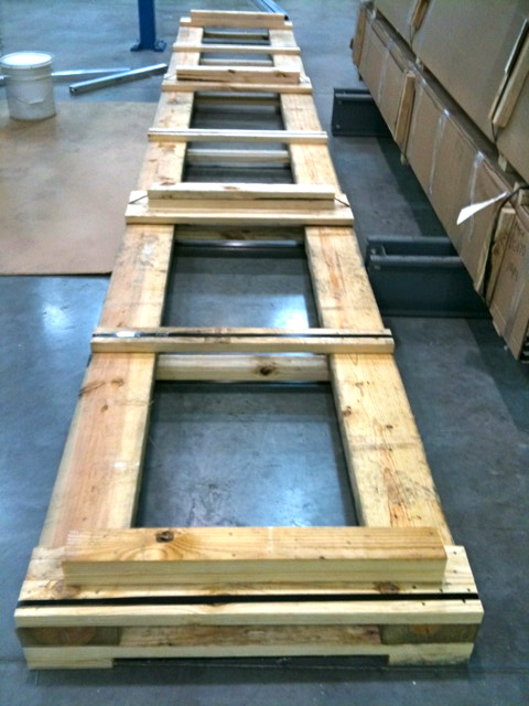 Dunnage For Export   Boone Valley Forest - Part 2