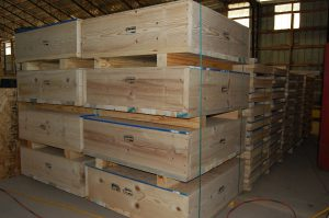 Custom Wooden Boxes For Export