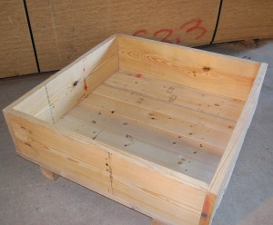 Custom Wooden Box For Export