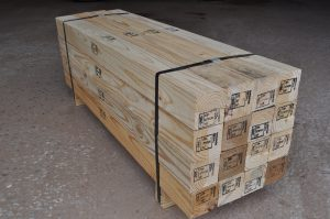 Heat Treated lumber for export Boone Valley Forest Products