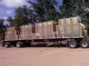 Heat Treated Pallets from Boone Valley Forest Products
