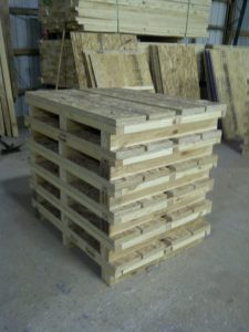 Boone Valley Forest Products Heat Treated Lumber For Export